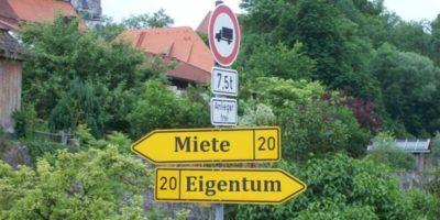 De ce 48% dintre germani locuiesc în case închiriate?