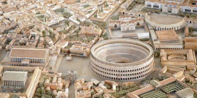 Un arheolog a muncit 36 de ani pentru a realiza o machetă perfectă a Romei Antice