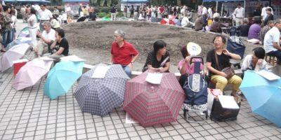Piața căsătoriei din Shanghai