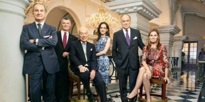 Cele mai bogate familii din lume și afacerile lor