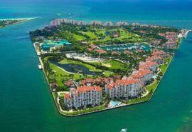 Insula Miliardarilor - cea mai scumpă adresă de pe Pământ