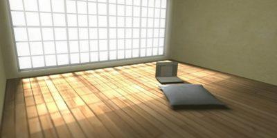De ce există puțină mobilă în casele din Japonia?