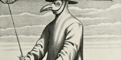 De ce doctorii ciumei purtau măști ciudate cu cioc