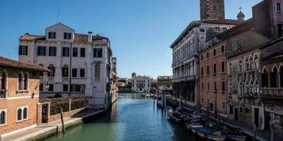 În Veneția pustie, apa din canale a devenit limpede