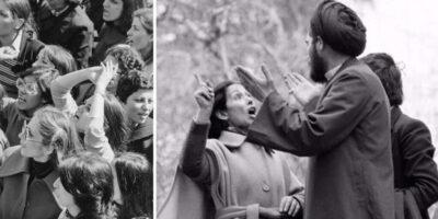 8 martie 1979: Fotografii ale ultimei zile fără voal în Iran