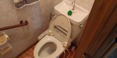 De ce japonezii au chiuvete pe vasul de toaletă?