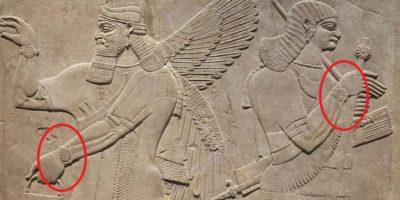De ce un rege antic poartă un ceas la mână?