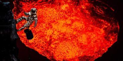 Ce-ar fi dacă am arunca tot gunoiul în vulcani?