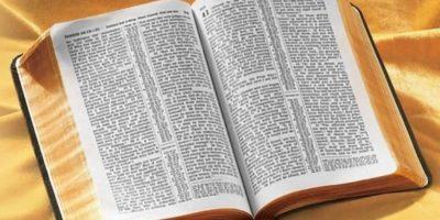 De ce Biblia este întotdeauna tipărită cu textul în două coloane?