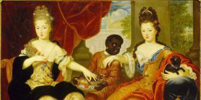 Cum a fost posibil ca soția regelui Franței să nască un copil negru?