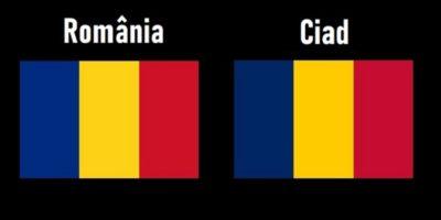 Țări cu aceleași steaguri