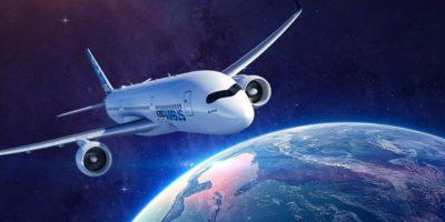 Ce se întâmplă dacă zbori în spațiu cu avionul?