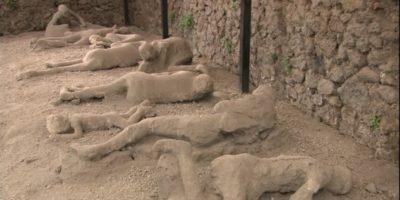 Mesaje din trecut: 5 curiozități despre oamenii pietrificați din Pompeii