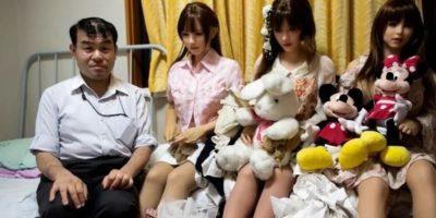 De ce bărbații japonezi înlocuiesc femeile cu păpușile?