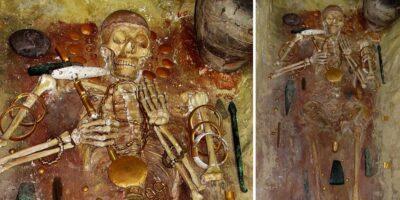 Bărbatul de la Varna: cel mai bogat mormânt al mileniului V î.Hr.