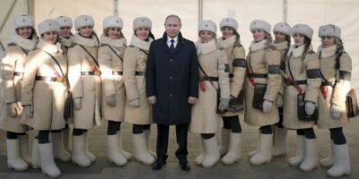 15 curiozități despre Vladimir Putin