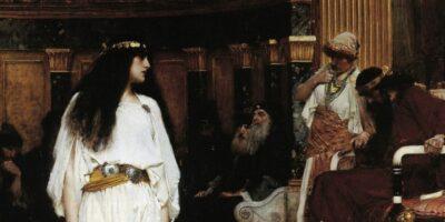 Și-a pus soția decedată în miere: povestea de iubire a regelui biblic Irod