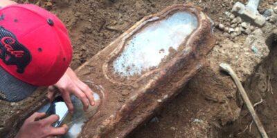 Miranda Eve: fetița îngropată în secolul al XIX-lea și găsită în 2016
