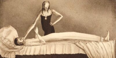 Smerenie, ciumă și strigoi. De ce oamenii erau îngropați cu fața în jos