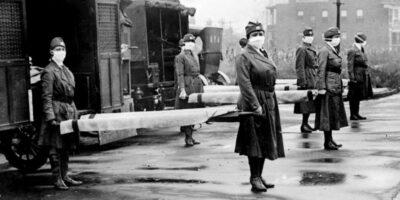 Cum s-a încheiat pandemia de gripă spaniolă de acum 100 de ani?