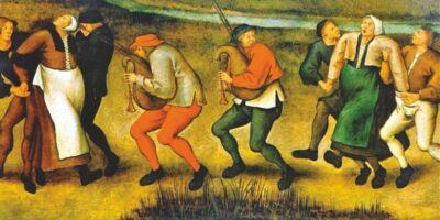 Misterioasa epidemie de dans: De ce oamenii dansau până la moarte?