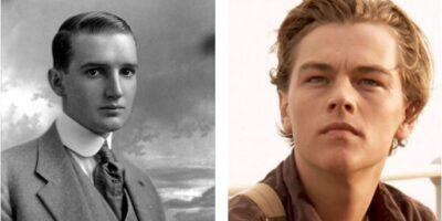 """Adevăratul """"Jack"""" de pe Titanic. Avea 17 ani, a sărit în apă și a reușit să scape"""