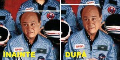 De ce înălțimea astronauților crește în spațiu?