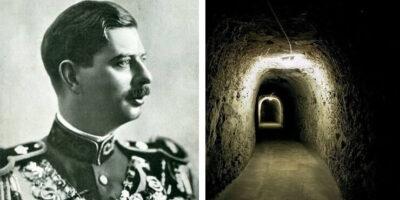 Tunelul secret prin care Regele Carol al II-lea mergea în casa amantei