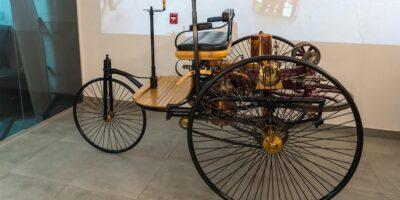 10 curiozități despre prima mașină din lume