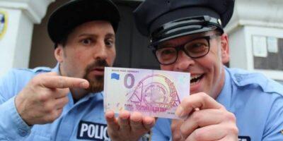 De ce UE a început să emită bancnota de zero euro?