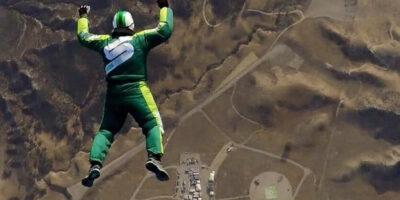Luke Aikins - omul care a sărit dintr-un avion fără parașută