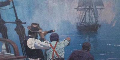 Nava fantomă Mary Celeste - un mister nerezolvat de peste 100 de ani