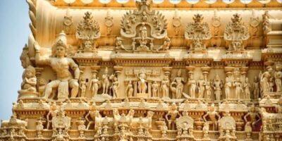 Secretul ușii templului de aur pe care nimeni nu o poate deschide