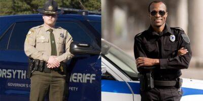 Care este diferența dintre un șerif și un polițist?