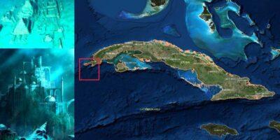 Orașul subacvatic din Cuba. Ar putea fi Atlantida de acum 50.000 de ani?