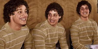 Tripleții Neubauer, povestea șocantă a fraților separați la naștere care s-au găsit întâmplător