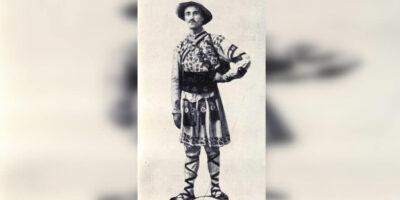 Povestea lui Dumitru Dan: Românul care a făcut înconjurul lumii în opinci