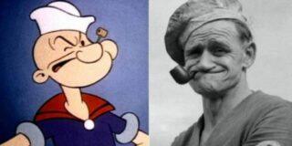 Popeye Marinarul a fost un personaj real, iar povestea lui este impresionantă