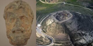 Acum 14 ani a fost descoperit mormântul regelui Irod