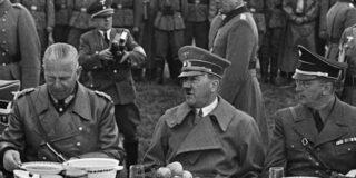 Adolf Hitler trăgea vânturi ca un cal