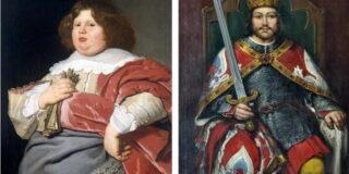 Povestea regelui Sancho I, grasul de 240 kg căruia i-a fost cusută gura pentru a slăbi