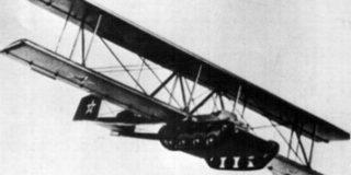 Tancul zburător, incredibilul mecanism inventat de sovietici