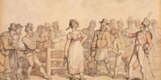 De ce englezii din trecut își vindeau soțiile pe o halbă de bere?