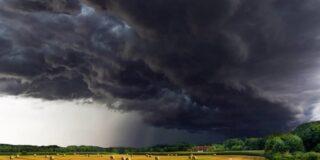 De ce furtunile apar, de obicei, după-amiaza?