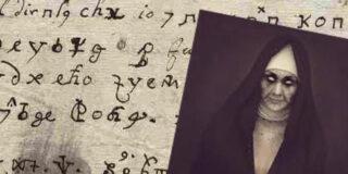 """""""Scrisoarea diavolului"""" scrisă de o călugăriță """"posedată"""" a fost în sfârșit descifrată"""