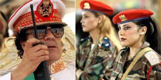 15 curiozități despre Muammar Gaddafi   Dictatorul păzit de femei virgine