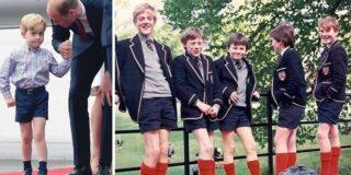 De ce băieții sub 8 ani din Anglia poartă pantaloni scurți?