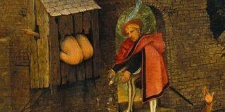 Căderea în latrină. Tragedia în care 60 de nobili germani s-au înecat în excremente