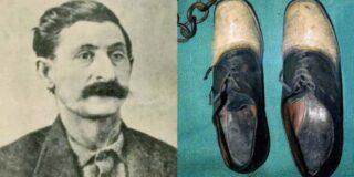 Povestea lui George Năsosul | Tâlharul spânzurat și transformat într-o pereche de pantofi