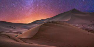 De ce în deșert ziua e cald și noaptea frig?
